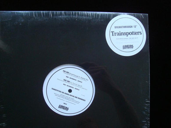 Trainspotters ‎– Breakthrough / It's Time (12