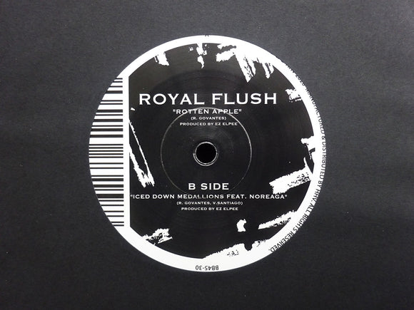 Royal Flush ‎– Rotten Apple / Iced Down Medallions (7
