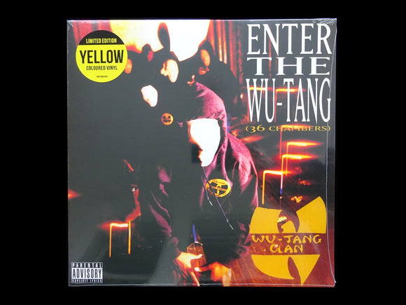 Wu-Tang Clan ‎– Enter The Wu-Tang (36 Chambers) (LP)