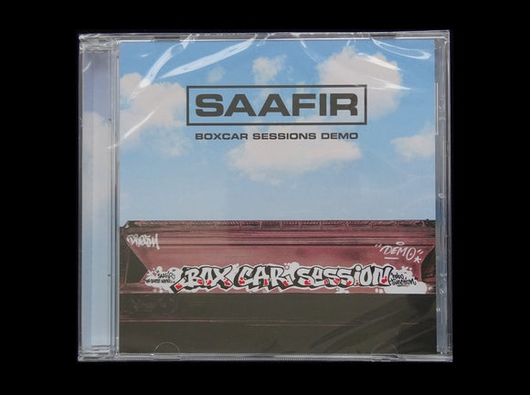 Saafir ‎– Boxcar Sessions Demo (CD)
