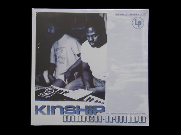 Kinship ‎– Black-N-Mild (LP) (coloured)