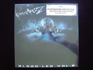 Grim Reaperz ‎– Blood-Leg Vol.2 (EP)