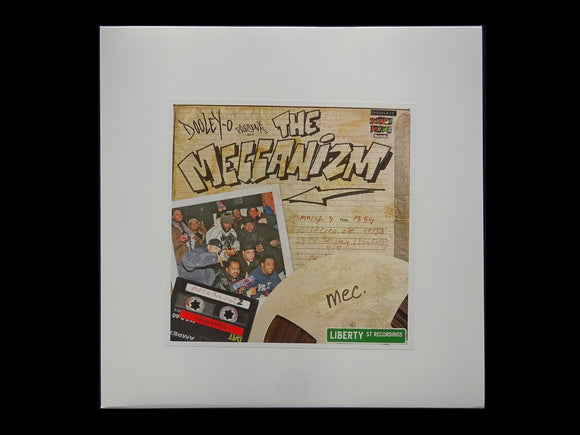 Dooley O ‎– Presents The Meccanizm (EP)