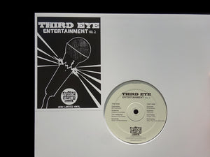 Doomzday / Gypcees / Suspects ‎– Third Eye Entertainment Vol. 2 (EP)