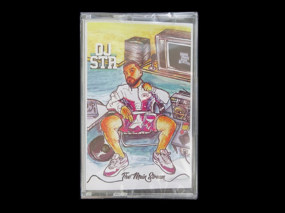 DJ STR ‎– The Main Stream (Tape)