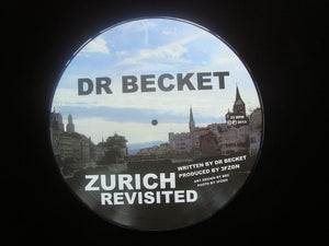 Dr. Becket ‎– Zurich Revisited (EP)