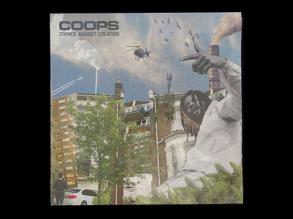 Coops ‎– Crimes Against Creation (LP)