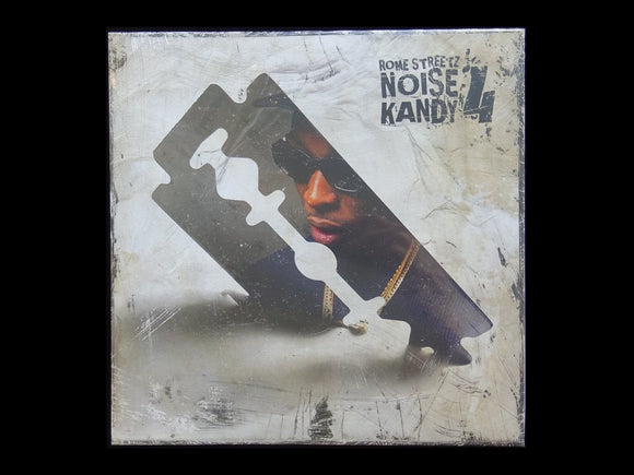 Rome Streetz ‎– Noise Kandy 4 (LP)