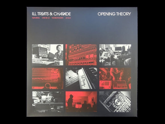 Ill Treats & Charade ‎– Opening Theory (LP)