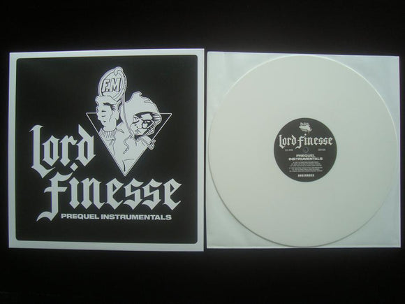 Lord Finesse ‎– Funky Man: The Prequel Instrumentals (LP)