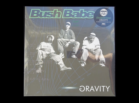 Bush Babees ‎– Gravity (2LP+7