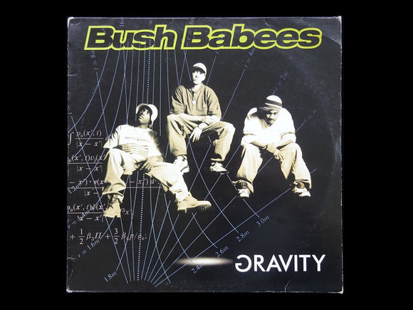 Bush Babees ‎– Gravity (2LP)