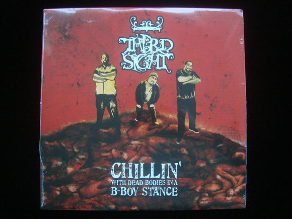Third Sight ‎– Chillin' With Dead Bodies In A B-Boy Stance (2LP)