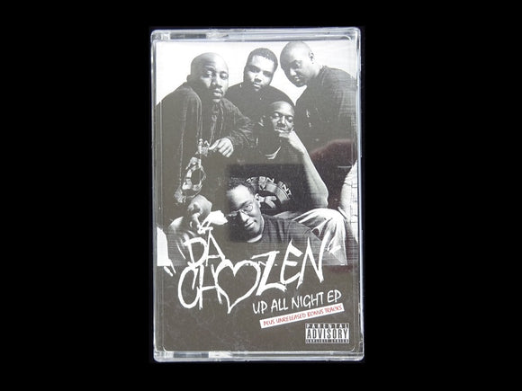 Da Chozen ‎– Up All Night EP (Tape)