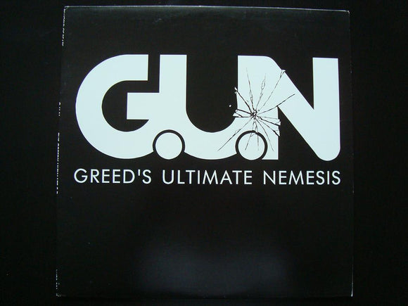 G.U.N - The Greedy Ultimate (EP)