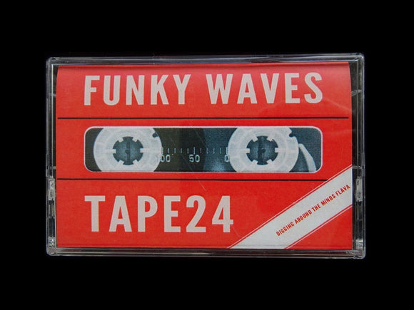 Funky Waves ‎– Tape24 (Tape)