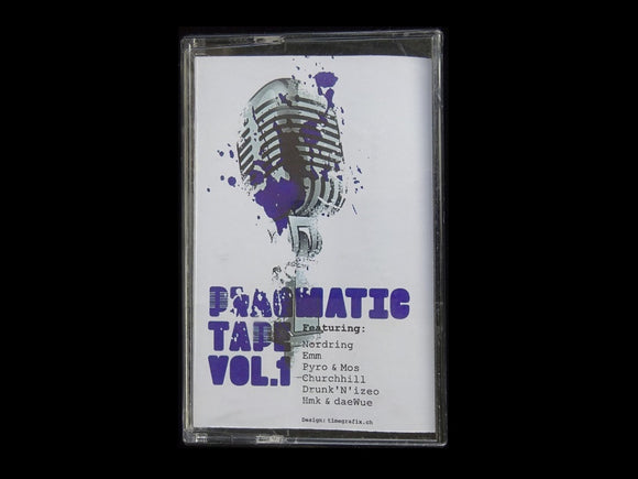 Pragmatic Tape Vol.1 (Tape)