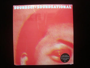 Soundsci ‎– Soundsational (LP)