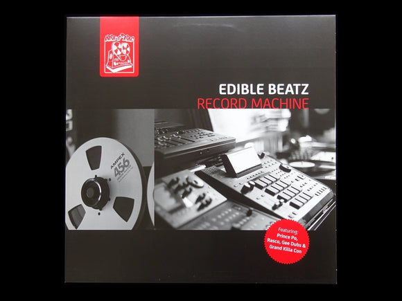 Edible Beatz ‎– Record Machine (EP)