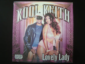 "Kool Keith – Lovely Lady (12"")"