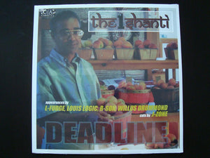 "The1Shanti – Deadline (12"")"