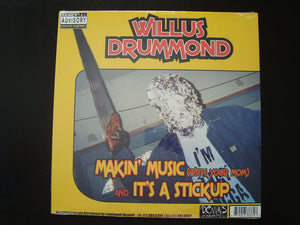 "Willus Drummond / Esau - Makin' Music / 2 Many Emcees (12"")"