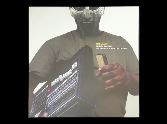 Madvillain ‎– Money Folder / America's Most Blunted (12
