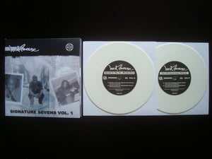 "Lord Finesse ‎– Signature Sevens Vol.1 (2x7"")"
