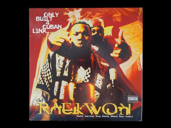 Chef Raekwon ‎– Only Built 4 Cuban Linx... (2LP)