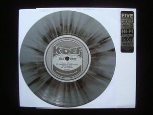 "K-Def ‎– Sneak Shot EP (7"")"