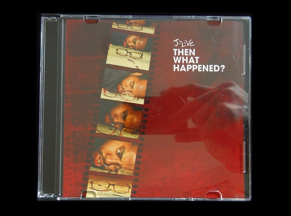 J-Live ‎– Then What Happened? (CD)
