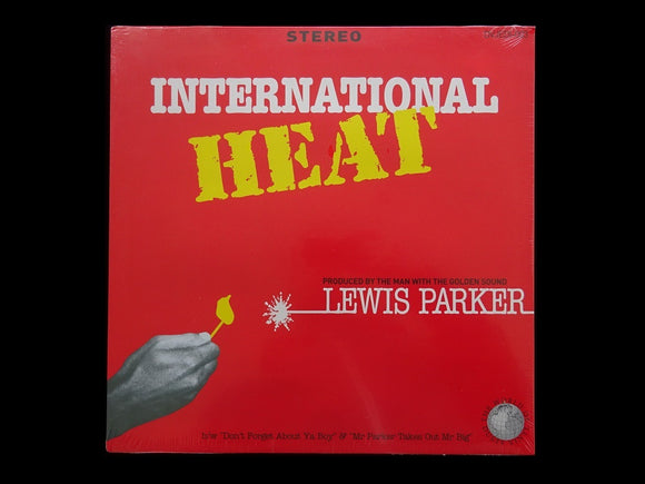 Lewis Parker ‎– International Heat (12