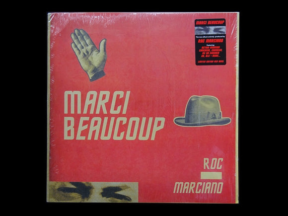Roc Marciano ‎– Marci Beaucoup (2LP)