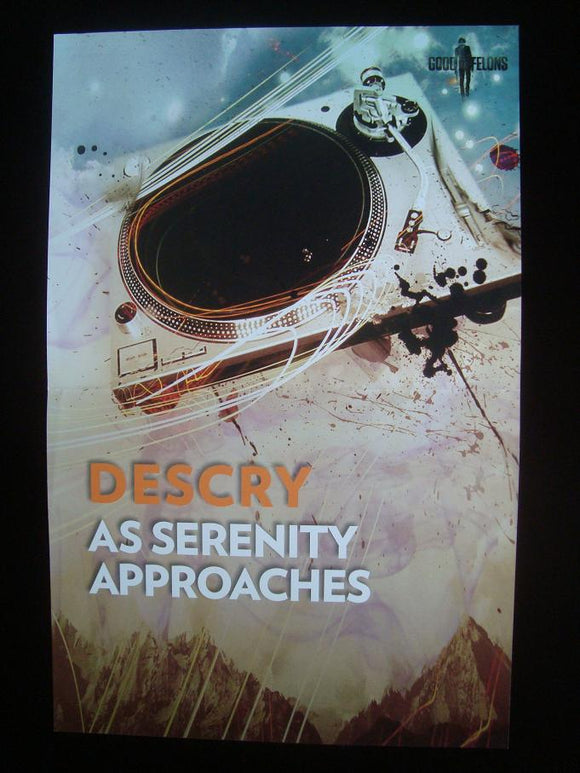 Descry – As Serenity Approaches Poster