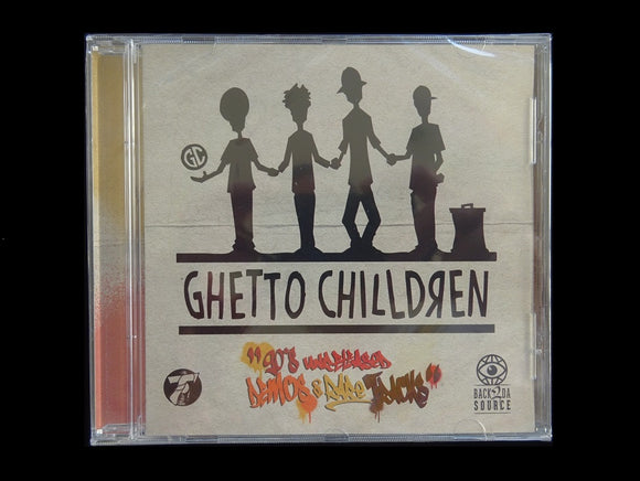 Ghetto Chilldren ‎– 90's Unreleased, Demos & Rare Tracks (CD)