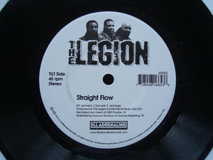 "The Legion – Straight Flow / Automatic Systematic (7"")"