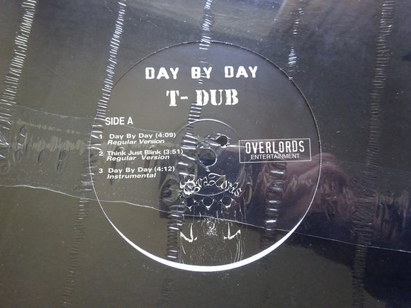 T-Dub ‎– Day By Day (12