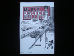 Black Jacket Bullits Comic