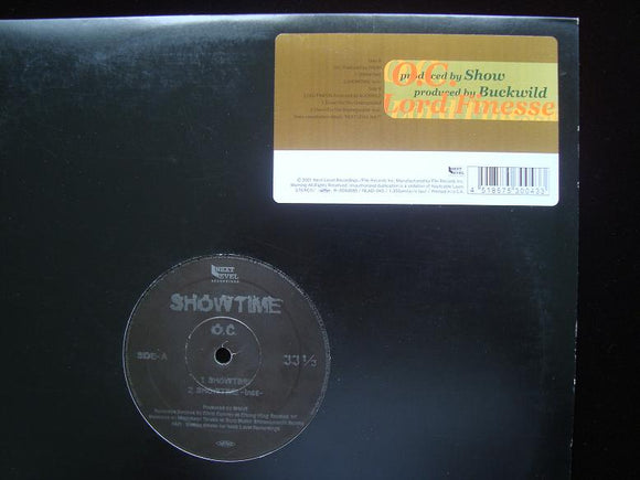 O.C. - Lord Finesse – Showtime / Down For The Underground (12