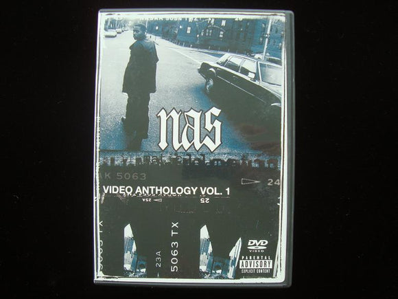 Nas ‎– Video Anthology Vol. 1 (DVD)