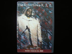 Notorious B.I.G. - Music Videos on DVD (DVD)