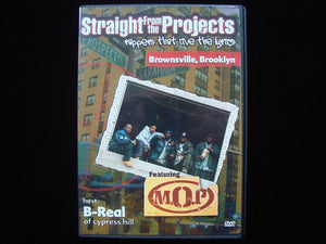 M.O.P. - Straight From The Projects (DVD)