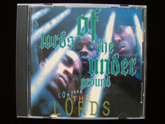 Lords Of The Underground ‎– Here Come The Lords (CD)