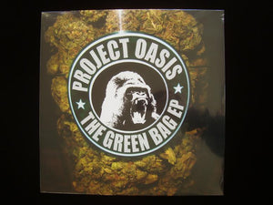 Project Oasis ‎‎– The Green Bag EP (EP)