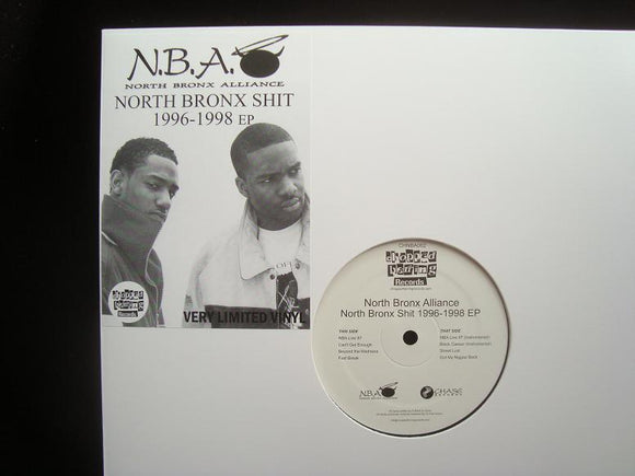 North Bronx Alliance ‎– North Bronx Shit 1996 - 1998 (EP)