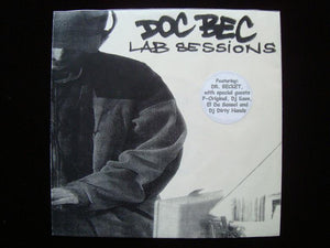 "Doc Bec ‎– Lab Sessions (7"")"