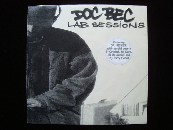 Doc Bec ‎– Lab Sessions (7