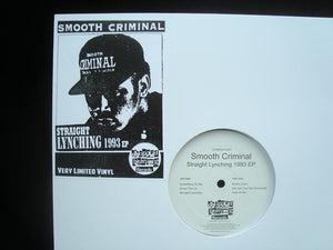 Smooth Criminal ‎– Straight Lynching 1993 (EP)