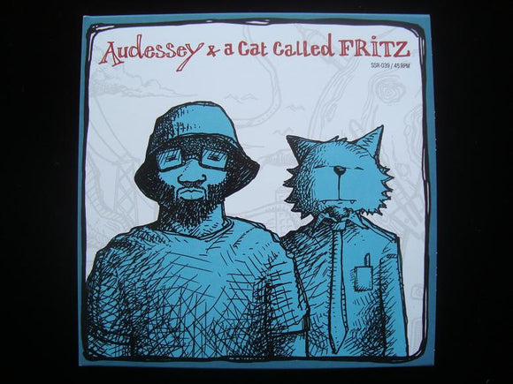 Audessey & A Cat Called Fritz ‎– By Design / The Hop (7