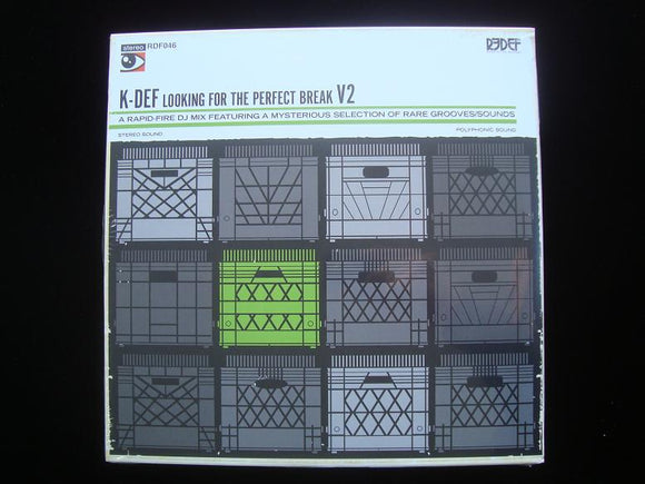 K-Def ‎– Looking For The Perfect Break Vol.2 (LP)